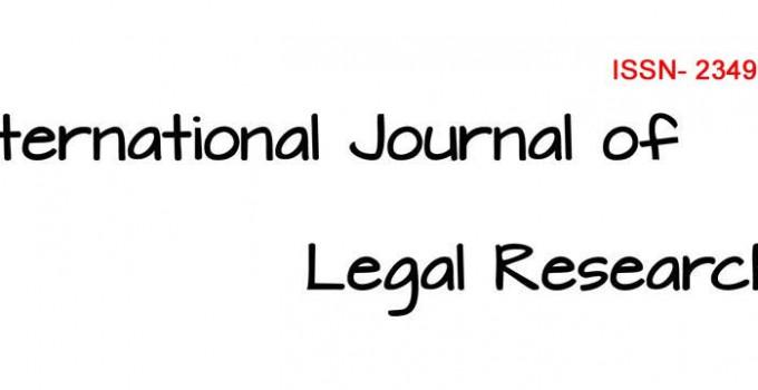 IJLR logo