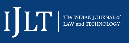 Call for papers: Indian Journal for Law and Technology