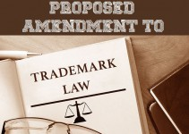Proposed Amendment to Trademark Laws